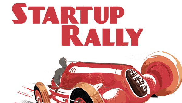 Fund your project with Startup Rally
